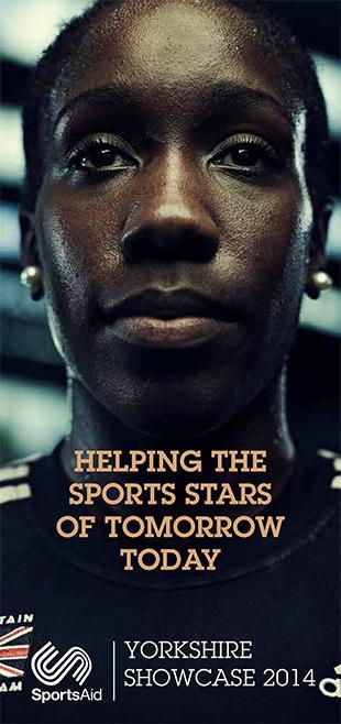 SportsAid invite